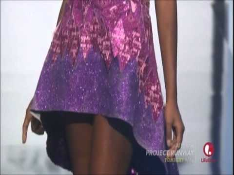 Project Runway S14 Greeting Cards Challenge