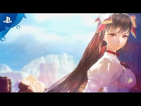 Valkyria Revolution - Teaser Trailer | PS4, PS Vita