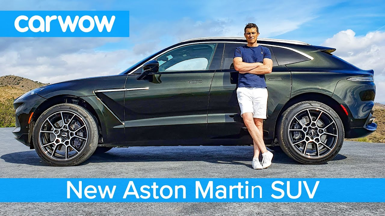 New Aston Martin Dbx Suv 2020 Full Exterior And Interior Review And Dog Test Youtube