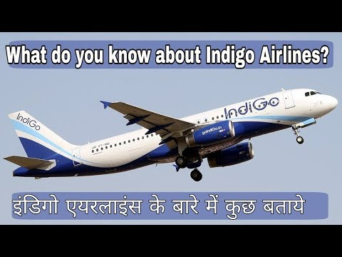 Indigo Cabin Crew/ Ground Staff Interview Question: Tell me something about  our Airlines