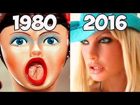Мужик ебет резинувую куклу порно видео