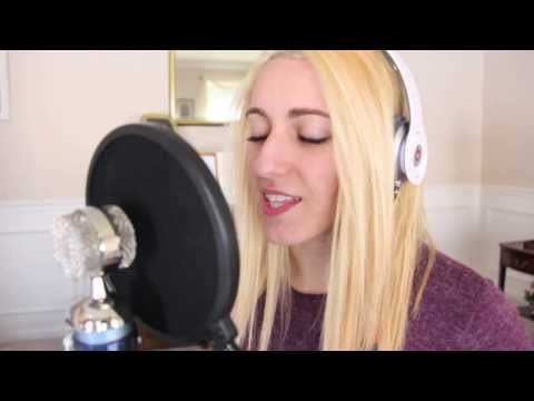 Let It Go - Frozen - Danish Cover by Maria Athena