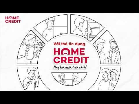 Hướng Dẫn Rút Tiền Mặt Với Thẻ Tín Dụng Home Credit