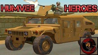 Combat Mission Shock Force - Humvee Heroes