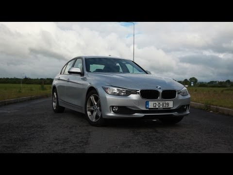 The BMW 320d full review