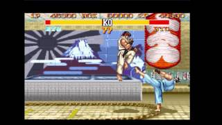 Street Fighter II Turbo - Hyper Fighting - Vizzed.com GamePlay - SNES Tournament Week 5 - User video