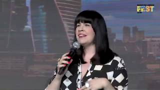 Caitlin Doughty: how we pass into eternity (ENG). Moscow Urban FEST 2019