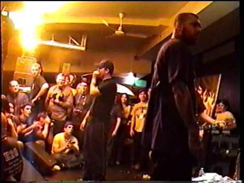 Hatebreed - Montreal, QC 01-04-02