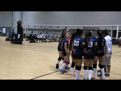 AAU2019 - Wizard Volley Team - Game 10 Vs Energy