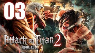 Attack on Titan 2 - Gameplay Walkthrough Part 3: Reunited
