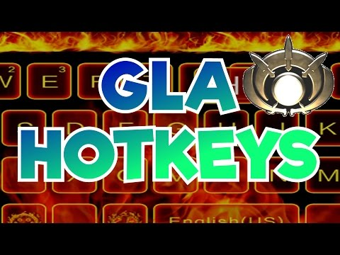 ZH - All GLA Hotkeys