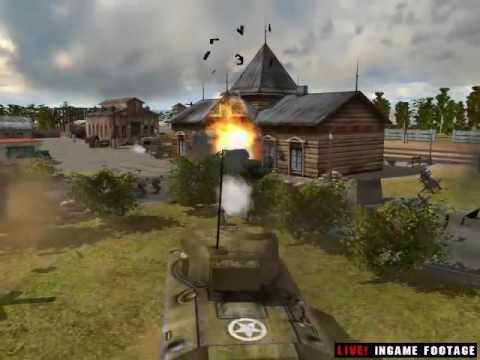Codename  Panzers   Phase One |