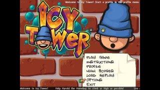 Icy Tower 1.5.1 Gameplay - Vorganger von Doodle Jump?!