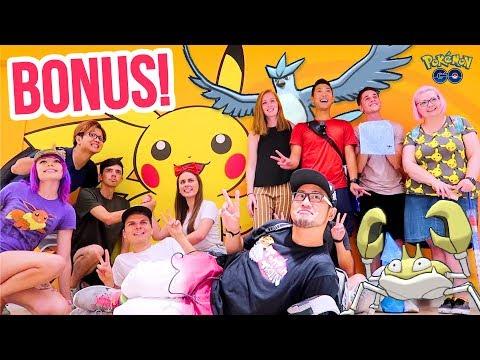 NEW SHINIES! JAPAN LEGENDARY RAIDS & EXPLORING   Pokémon GO   ZoëTwoDots thumbnail