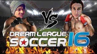 vuclip O MAIOR CONFRONTO DO DREAM LEAGUE SOCCER 16 - ADEH GAMES x HOBBY GAMES