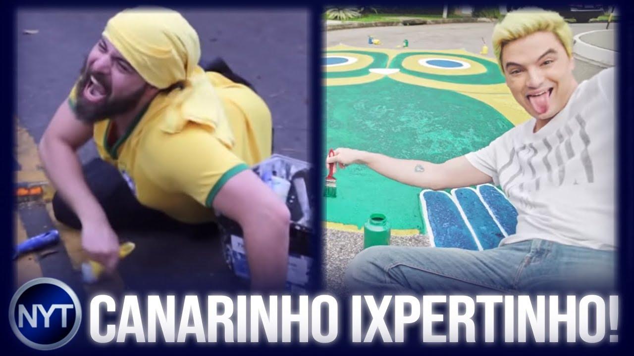 Nando Moura é chamado de CÂNCER e de INSUPORTÁVEL, Felipe Neto é zoado por Nando após música BIZARRA