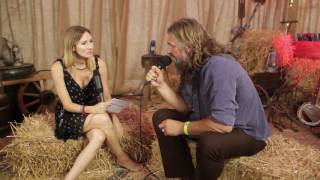 The White Buffalo Interview At Ramblin' Man Fair 2016 (uDiscoverMusic.com Interview) thumbnail