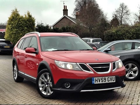 Saab 9-3 2.0 X 5dr 4WD for Sale at CMC-Cars, Near Brighton, Sussex