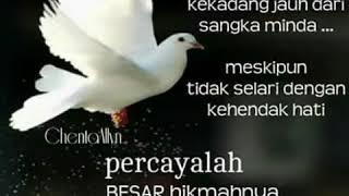 Gambar cover Kata Kata Dp Bbm Bijak Renungan Takdir Hidup | Mukjizat Dan Doa