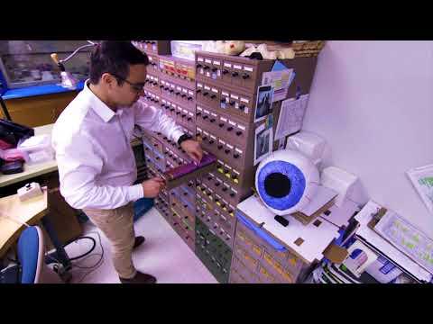 Inside the University of Wisconsin's 'visionary' diagnostics lab: BTN LiveBIG