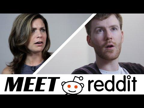 MEET THE INTERNET: Reddit