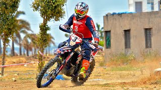 Rally of Indore 2019 - R1 of MRF MoGrip 2W INRC