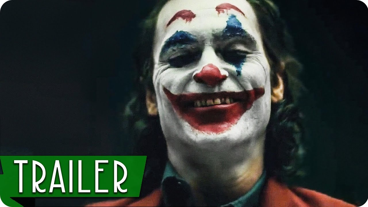 Joker Trailer German Deutsch 2019