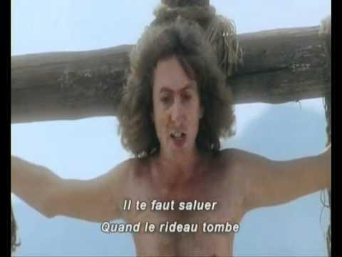 Monty Python- Always look on the bright side of life (  La vie de Brian Fr )