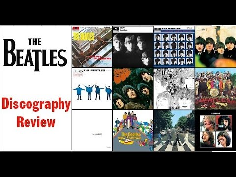 The Beatles Discography Review