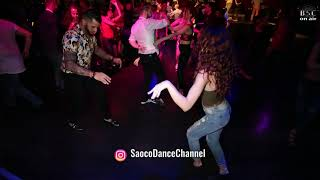 Ernesto Bulnes and Svetlana Levchenko Salsa Dancing at Berlin Salsacongress 2018, Monday 08.10.2018