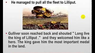 Gulliver's Travels chapter 3 by Mr Galal Hasanin