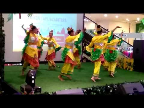 Tari Tradisional Indonesia - Indonesian Traditional Dance - Wealth of the Nation