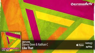 danny dove nathan c   like that original mix