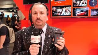 NAB 2017: Jake Dodson presents Riedel´s new Bolero Intercom