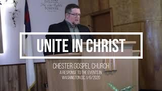 Unite in Christ