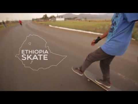 Ethiopia Skate | Skateboard Journey