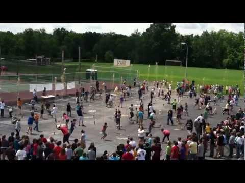 3rd Annual Dover Intermediate School Diet Coke and Mentos Celebration