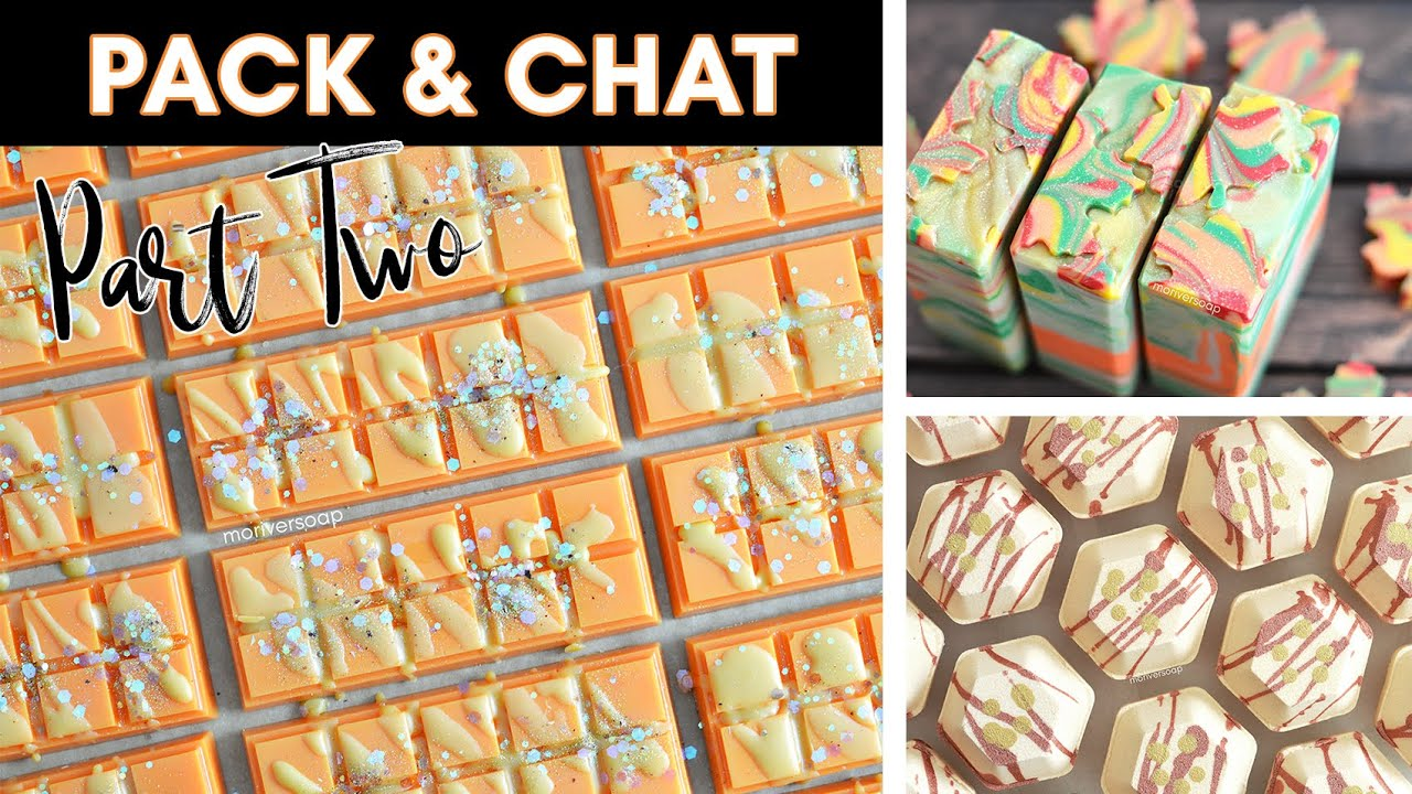 Fall Pack & Chat Part Two   MO River Soap