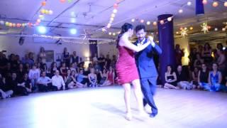 Eşref et Vanessa au Festivalito Turco à Montréal