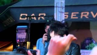 Indochine - Mini Live devant Le Grand Rex - Belfast (23/06/2013)
