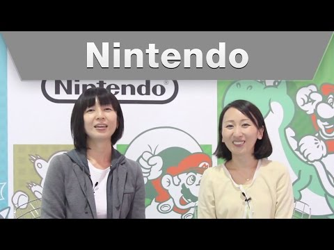Nintendo - Developer Chat with Aya Kyogoku and Risa Tabata