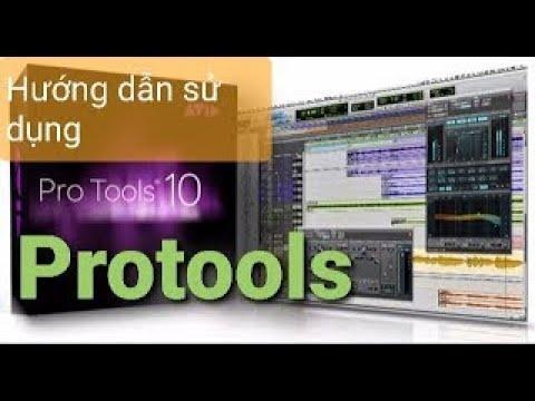 Hướng dẫn Protools cơ bản #1 – Đồ thu âm Việt