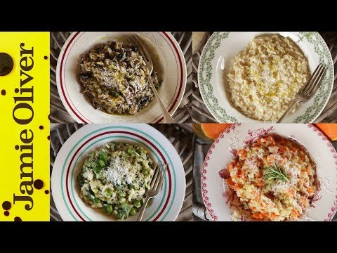 How To Make Perfect Risotto 4 Ways | Gennaro Contaldo