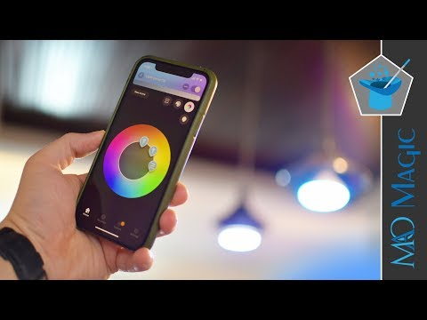 Philips Hue 3.0 IOS App Walkthrough & New Features