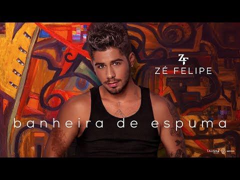 Zé Felipe -  Banheira de Espuma (Clipe Oficial)