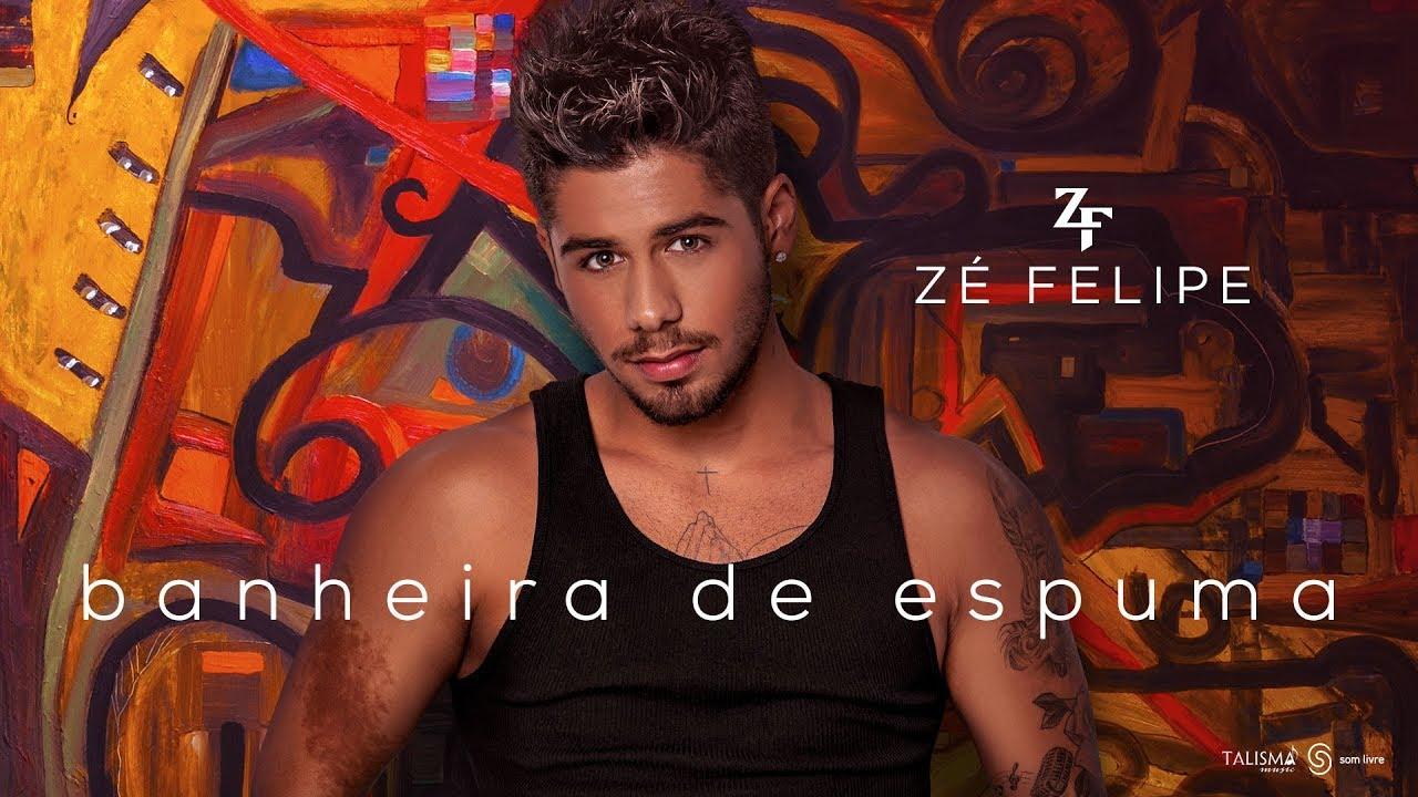 Zé Felipe -  Banheira de Espuma (Clipe Oficial) #1