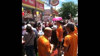 Z Burger Contest WNEW FM News