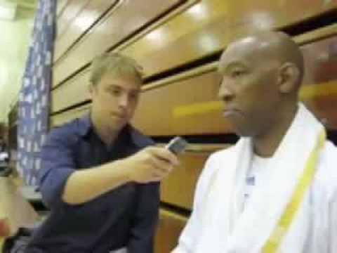 awkward interview with sam cassel