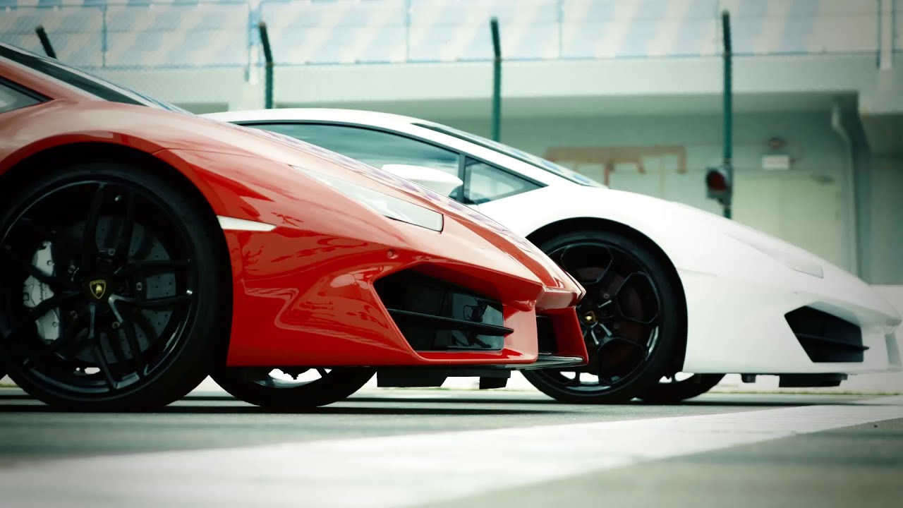 Huracán LP 580-2 on track: Driver's High