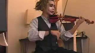 Joker Canon Rock Magic Trick - Electric Violin & Guitar